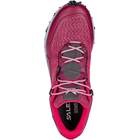 Salewa W's Speed Beat GTX Shoes Red Plum/Rose Red
